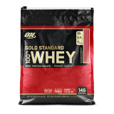 GOLD STANDARD 100 WHEY DELICIOUS STRAWBERRY 10lbs